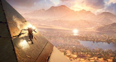 E3 2017 Exclusive Hands-on Gameplay and Impressions for Assassin's Creed Origins
