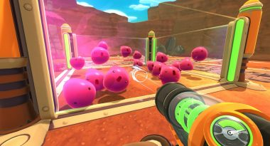Comfy Shooter-Breeding Game Slime Rancher Leaving Early Access August 1