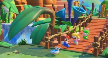 E3 2017 Exclusive Hands-on Gameplay and Impressions for Mario + Rabbids Kingdom Battle