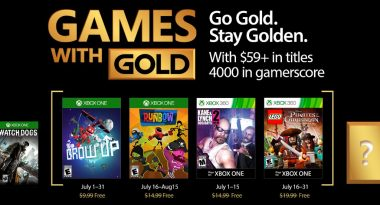 July 2017 Games With Gold Include Grow Up, Kane & Lynch 2, More