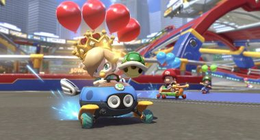 Mario Kart 8 Deluxe Update 1.2 Available Now