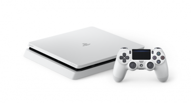 Glacier White PS4 Becoming Standard Model in Japan on July 29