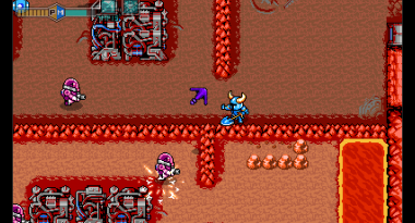 Blaster Master Zero Adds Shovel Knight, Shantae as DLC Guest Characters