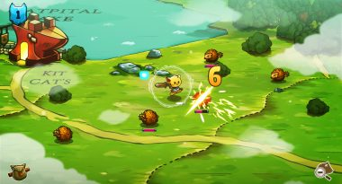 Cat Quest Launches for PC on August 8, Late 2017 for PS4 and Switch
