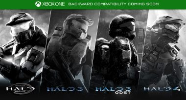 Halo Anniversary, Halo 3, ODST, and Halo 4 Coming to Xbox One Backwards Compatibility
