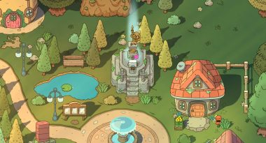 The Swords of Ditto Extended E3 2017 Gameplay