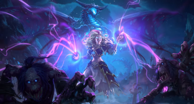 Knights of the Frozen Throne Expansion Announced for Hearthstone