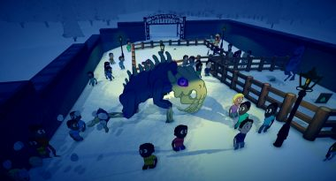 The Eldritch Zookeeper Announced for PC and Mac