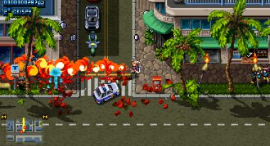New Shakedown: Hawaii Trailer, Retail Versions Confirmed for PS4 and PS Vita