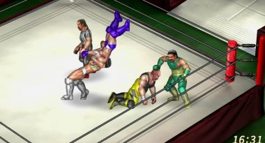 Fire Pro Wrestling World Boss Would Love to Put the Game on Switch
