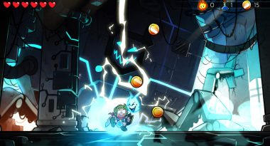 Wonder Boy: The Dragon's Trap Launches for Mac and Linux on July 18