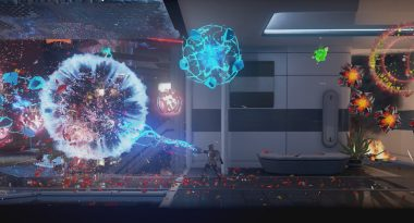 Eight Minute Gameplay Video for Matterfall