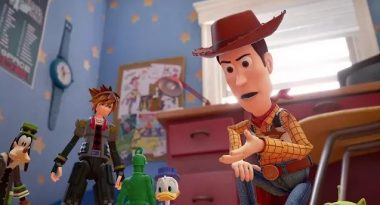 Kingdom Hearts III Delayed to 2018, Toy Story Confirmed