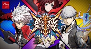 Ridiculous Crossover Fighter BlazBlue Cross Tag Battle Announced