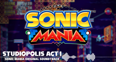 New Sonic Mania Soundtrack Preview for Studiopolis Act 1