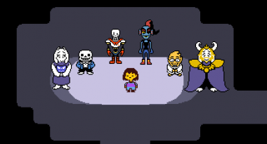 Undertale Launches for PlayStation 4 and PS Vita on August 15