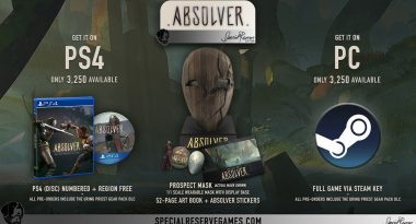"Collector's Edition and New ""Weapons and Powers"" Trailer Revealed for Absolver"