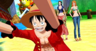 One Piece: Unlimited World Red Deluxe Edition Western Switch Launch Set for September