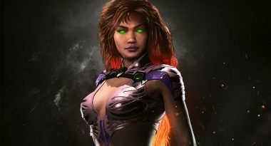 New Injustice 2 Trailer Introduces Starfire