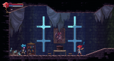 Niche Spotlight – Nightkeep: Medieval Throwback Metroidvania Action RPG