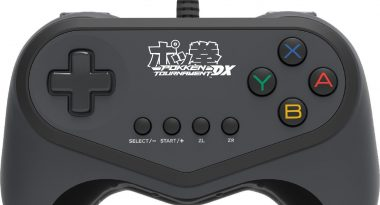 Official Pokken Tournament DX Controller Launching Alongside the Game