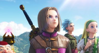 Dragon Quest XI for Switch Developed in Unreal Engine 4