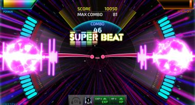 Debut Trailer for Superbeat Xonic on Nintendo Switch