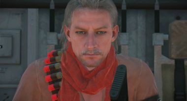 New Metal Gear Solid V: The Phantom Pain Update Adds Playable Ocelot to FOB Missions