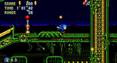 Make Love to This New Music From Sonic Mania