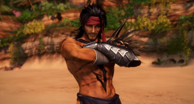 Jecht from Final Fantasy X Joins Dissidia Final Fantasy Arcade