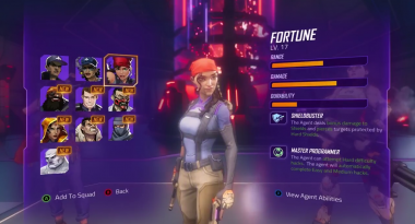 New Trailer for Agents of Mayhem Showcases Agent-Swapping