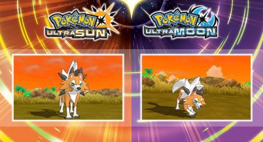 Dusk Form Lycanroc Confirmed for Pokemon Ultra Sun and Ultra Moon