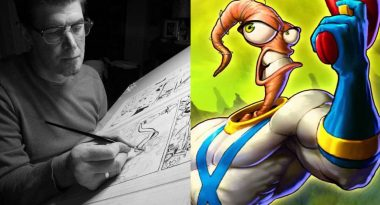 Earthworm Jim Creator Doug TenNapel Interview – Regressives, Manufactured Outrage, and More