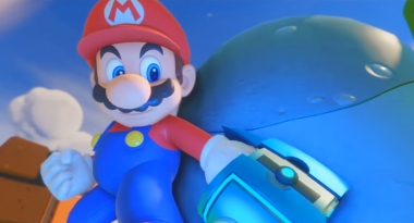 New Mario + Rabbids Kingdom Battle Trailer Focuses on Mario
