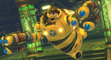 Arms Update 2.1 Now Available