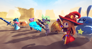 Re:Legend Brings Co-op Monster-Raising RPG Goodness to PC, PS4, Xbox One, and Switch