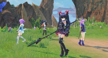 Cyberdimension Neptunia: 4 Goddesses Online Western Release Set for October 2017 on PS4, Early 2018 on PC