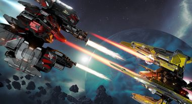 """EVE: Valkyrie Free Expansion """"Warzone"""" Announced, Non-VR Mode Coming"""