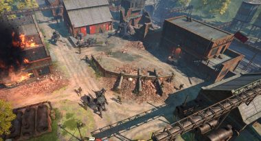 First Real-Time Gameplay for Dieselpunk RTS Iron Harvest