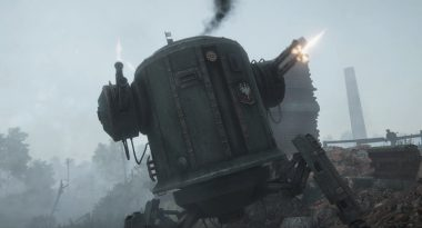 New Gameplay for Dieselpunk RTS Iron Harvest Shows Off Destructible Environments, Dynamic Cover Mechanics