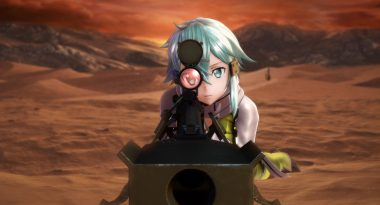 New Co-op Gameplay and Multiplayer Details for Sword Art Online: Fatal Bullet