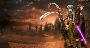 Sword Art Online: Fatal Bullet Announced for PC, PlayStation 4, and Xbox One