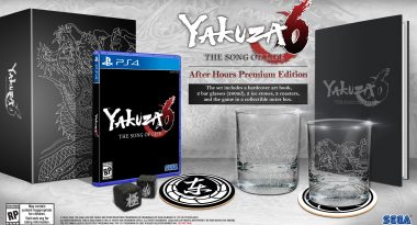 "What's in the Box?! – Yakuza 6: The Song of Life ""After Hours"" Premium Edition"