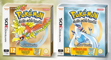 Europe and Japan Getting Retail Version of Pokemon Gold and Silver for 3DS, Sans a Physical Cartridge