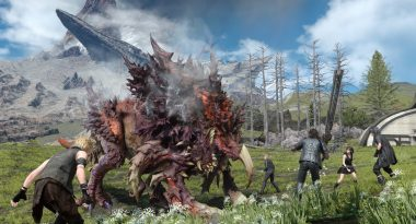 Square Enix to Make New DLC for Final Fantasy XV in 2018