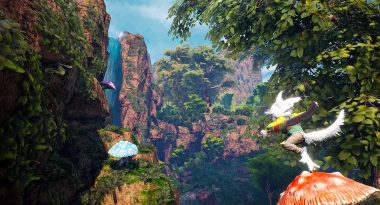 11 Minutes of Biomutant Gameplay