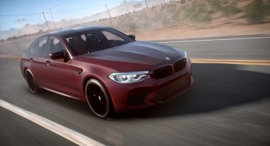BMW M5 Debuted via Need for Speed: Payback, Gamescom 2017 Trailer