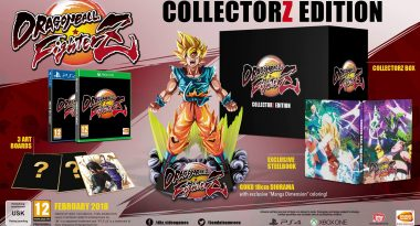 Dragon Ball FighterZ Release Set for February 2018, CollectorZ Edition Revealed