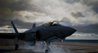 Gamescom 2017 Trailer and Screenshots for Ace Combat 7: Skies Unknown