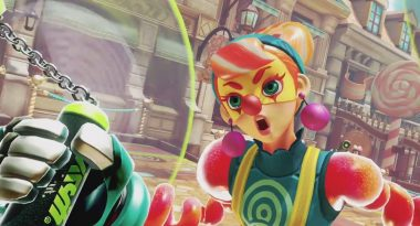 New Arms Fighter Lola Pop Announced